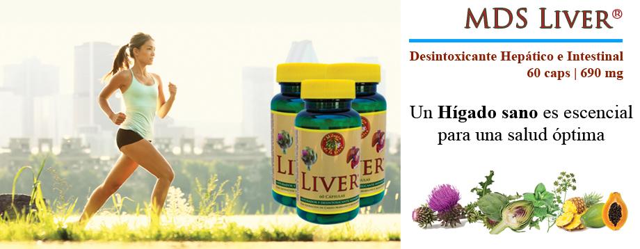 MDS Liver
