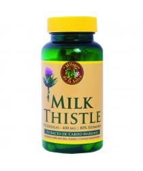 MDS Milk Thistle - Desintoxicante Hepático